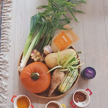 Fall Seasonal Nutrition + Wellness
